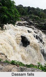 Dassam Falls, Jharkhand