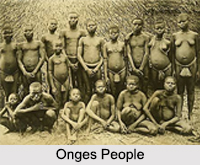Onges, Tribes of Andaman