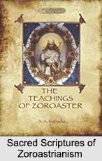 Sacred Scriptures of Zoroastrianism