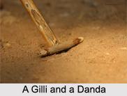 Gilli Danda, Indian Sport