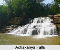 Achakanya Falls, Shimoga District, Karnataka