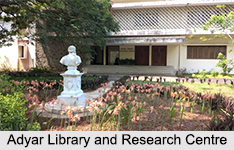 Adyar Library and Research Centre, Chennai