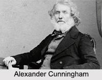 Alexander Cunningham , Indian Historian