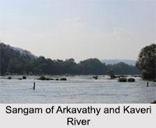 Arkavathy River, Karnataka