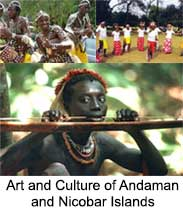 Art and Culture of Andaman and Nicobar Islands, Andaman and Nicobar Islands
