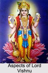 Aspects of Lord Vishnu