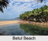 Betul Beach, South Goa