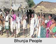 Bhunjia, Indian Tribe