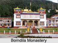 Bomdila Monastery, Arunachal Pradesh