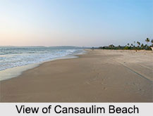 Cansaulim Beach, Goa