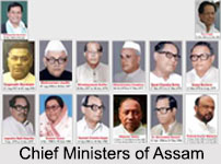 Chief Ministers of Assam