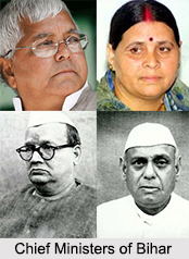 Chief Ministers of Bihar