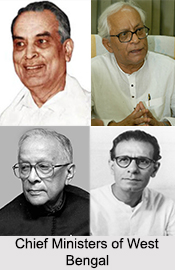Chief Ministers of West Bengal