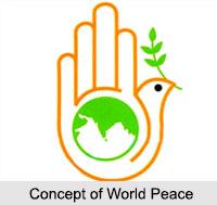Concept of World Peace, Jainism