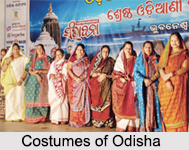 Costumes of Odisha