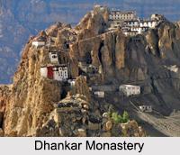 Dhankar Monastery, Dhankar Village, Lahul and Spiti, Himachal Pradesh