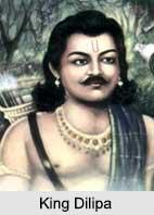 Dilipa, Son of Amsuman