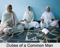 Duties of Common Man, Jainism