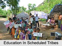 Education of Scheduled Tribes, Indian Tribes