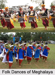 Folk Dances of Meghalaya, Indian Folk Dance