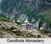 Gandhola Monastery, Himachal Pradesh