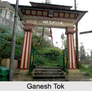 Ganesh Tok, Sikkim
