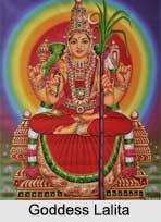 Goddess Lalita, Hindu Goddess