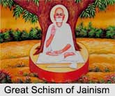 Great Schisms of Jainism