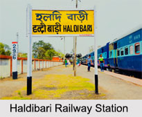 Haldibari, Cooch Behar District, West Bengal