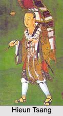 Hieun Tsang , Chinese Pilgrim