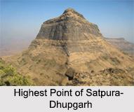 Satpura Mountain Range