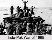 Indo Pak War, 1965