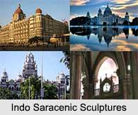Indo Saracenic Sculptures, Indian Sculpture