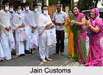 Jain Customs