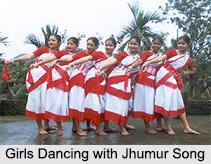 Jhumur Songs, West Bengal