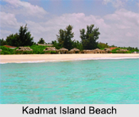 Kadmat Island Beach, Beaches of Lakshadweep