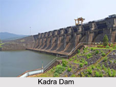 Kadra Dam, Karnataka