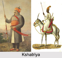 Kshatriya, Indian Varna System