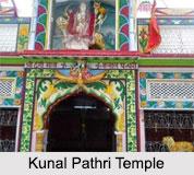 Kunal Pathri Temple, Kangra, Himachal Pradesh