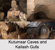 Kutumsar Caves and Kailash Gufa, Chhattisgarh