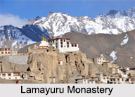 Lamayuru Monastery, Monastries of Ladakh, Jammu and Kashmir