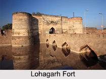 Lohagarh Fort , Bharatpur , Rajasthan