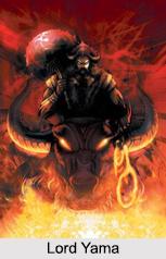 Lord Yama, Hindu Gods