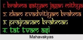 Mahavakyas, Upanishad