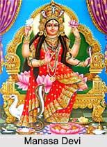 Manasa Devi, Hindu Goddess