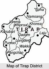 Tirap District, Arunachal Pradesh