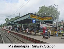 Maslandapur, West Bengal