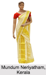Traditional Dress of South Indian States