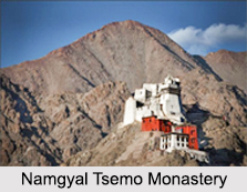 Namgyal Tsemo, Monasteries in Ladakh