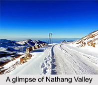 Nathang Valley, East Sikkim